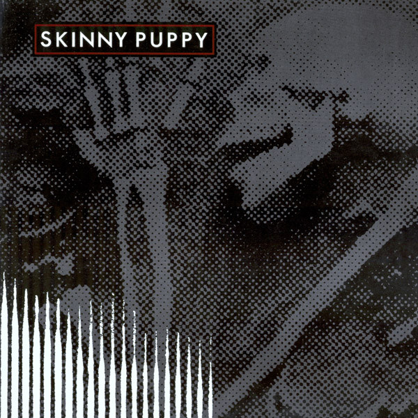 Skinny Puppy-Second EP Remission Cover